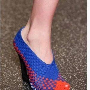 Alexander Wang 38 1/2 sock shoes runway